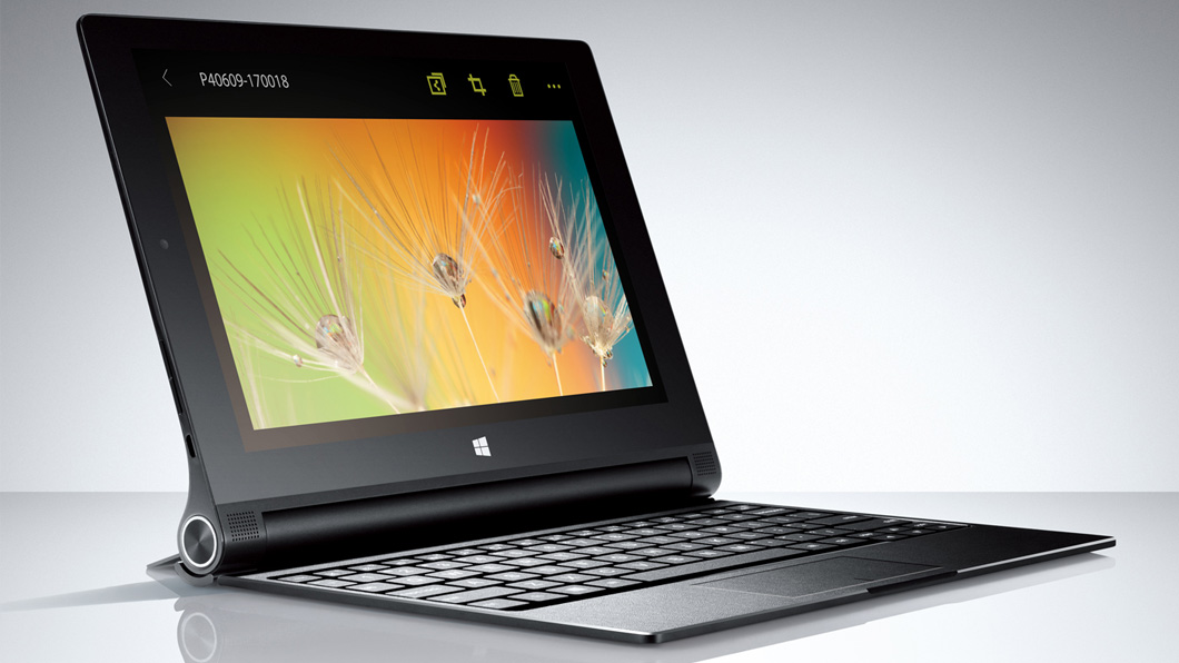 YOGA Tablet2-10 with Windows