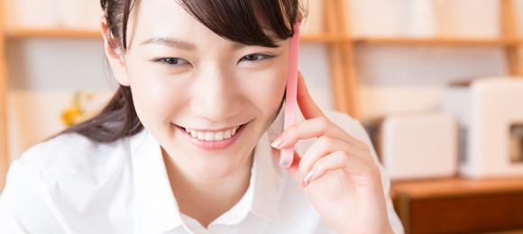 wakieアプリ電話女性